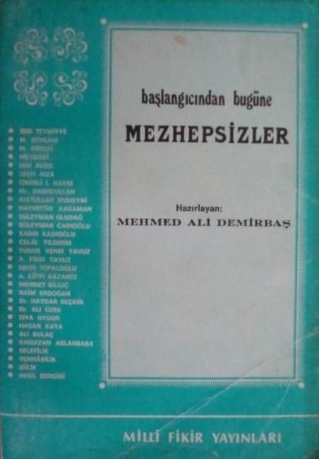 NEDEN MEZHEPLER?